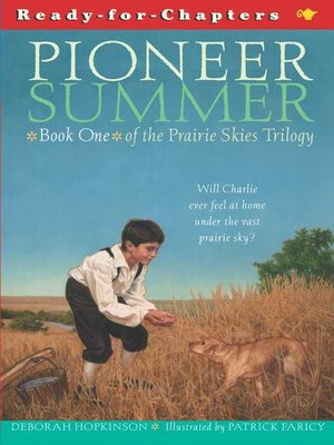 cover image of Pioneer Summer