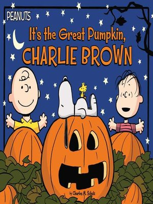 cover image of It's the Great Pumpkin, Charlie Brown