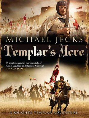 cover image of Templar's Acre