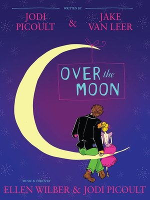 cover image of Over the Moon