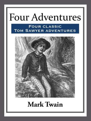 cover image of Four Adventures