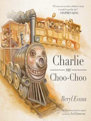 cover image of Charlie the Choo-Choo