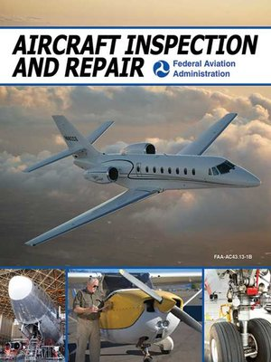 cover image of Aircraft Inspection and Repair