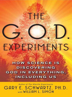 cover image of The G.O.D. Experiments
