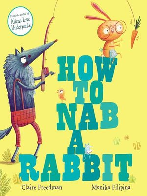 cover image of How to Nab a Rabbit