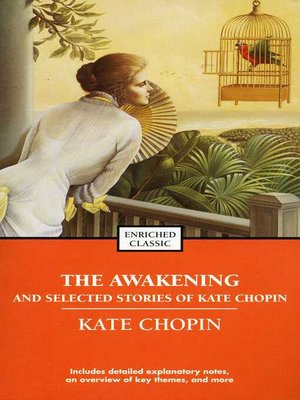 cover image of The Awakening and Selected Stories of Kate Chopin