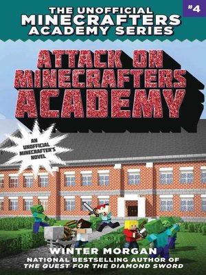 cover image of Attack on Minecrafters Academy