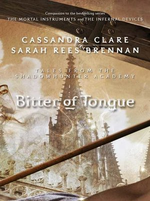 cover image of Bitter of Tongue