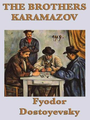 cover image of Brothers Karamazov