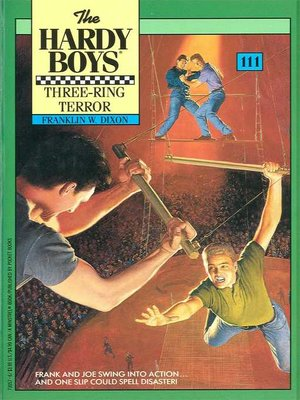 cover image of Three-Ring Terror
