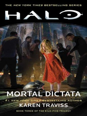 cover image of Mortal Dictata: Book Three of the Kilo-Five Trilogy