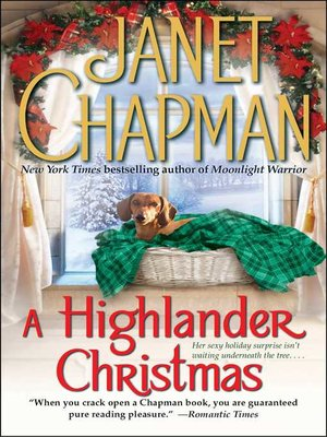 cover image of A Highlander Christmas