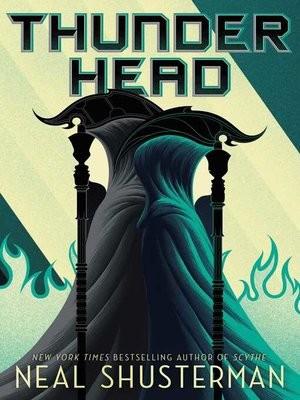 cover image of Thunderhead