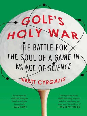cover image of Golf's Holy War