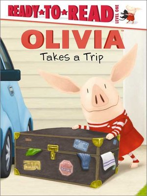 cover image of Olivia Takes a Trip