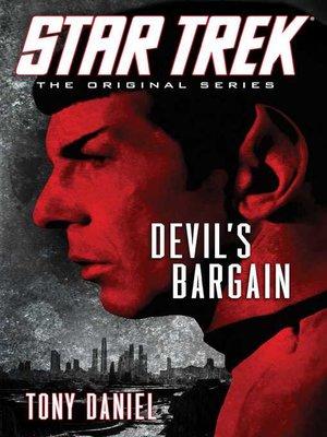 cover image of Devil's Bargain