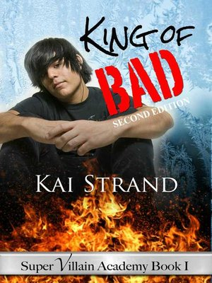 cover image of King of Bad
