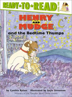 cover image of Henry and Mudge and the Bedtime Thumps