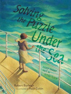 cover image of Solving the Puzzle Under the Sea