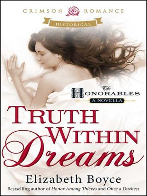 cover image of Truth Within Dreams