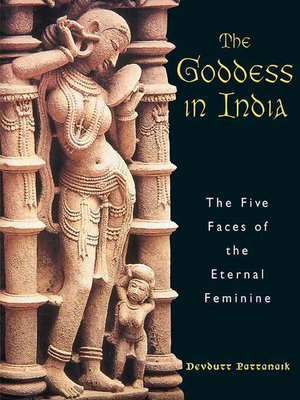 cover image of The Goddess in India