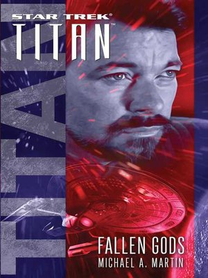 cover image of Fallen Gods