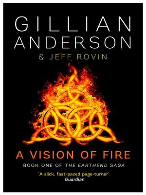 cover image of A Vision of Fire
