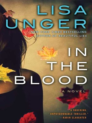 cover image of In the Blood