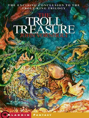 cover image of The Troll Treasure