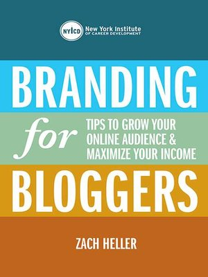 cover image of Branding for Bloggers