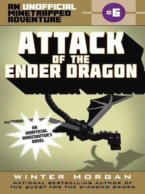 cover image of Attack of the Ender Dragon