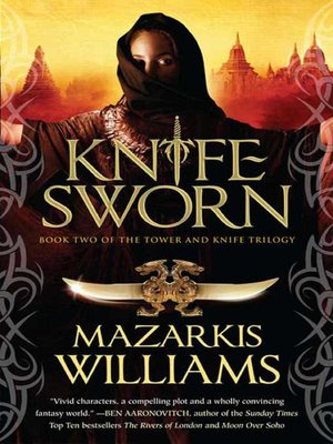 cover image of Knife Sworn