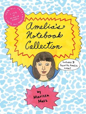 cover image of Amelia's Notebook Collection