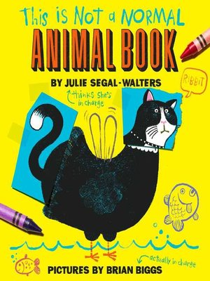 cover image of This Is Not a Normal Animal Book