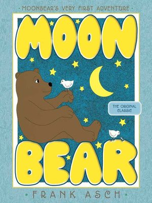 cover image of Moonbear