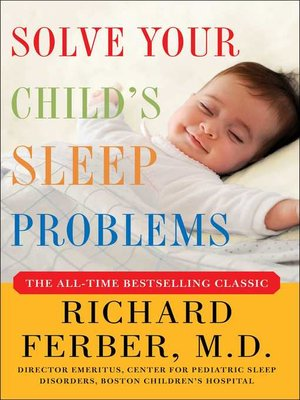 cover image of Solve Your Child's Sleep Problems