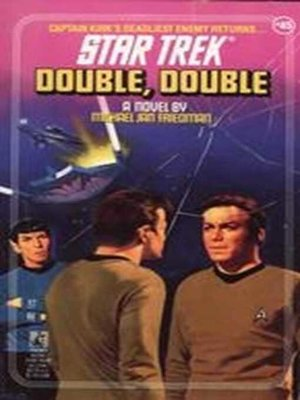 cover image of Double, Double