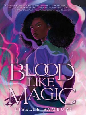 cover image of Blood Like Magic