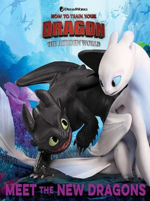 cover image of Meet the New Dragons
