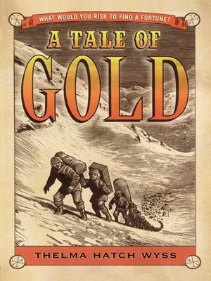 cover image of A Tale of Gold