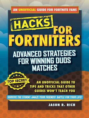 cover image of Advanced Strategies for Winning Duos Matches: An Unofficial Guide to Tips and Tricks That Other Guides Won't Teach You