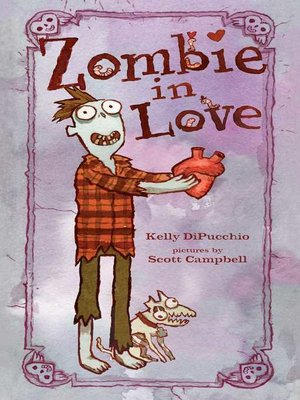 cover image of Zombie in Love