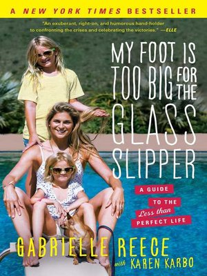 cover image of My Foot Is Too Big for the Glass Slipper