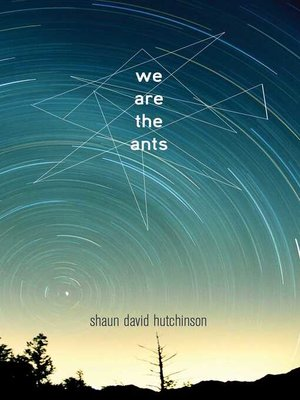 cover image of We Are the Ants