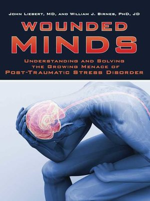 cover image of Wounded Minds