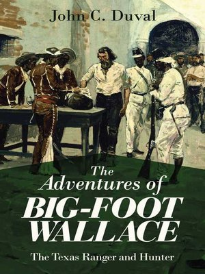 cover image of The Adventures of Big-Foot Wallace