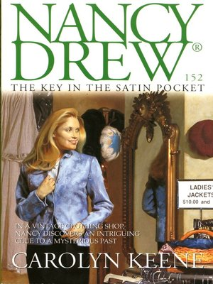 cover image of The Key in the Satin Pocket