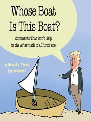 Whose boat is this boat book
