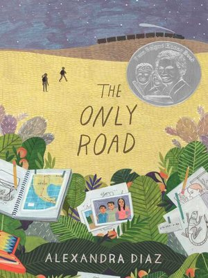cover image of The Only Road