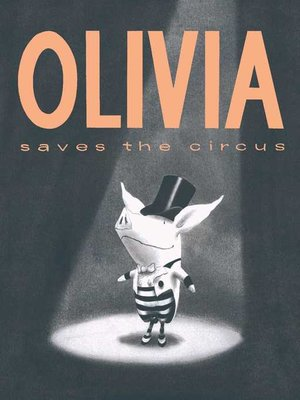 cover image of Olivia Saves the Circus